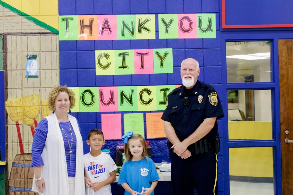 Thank you, Fort Payne City Council
