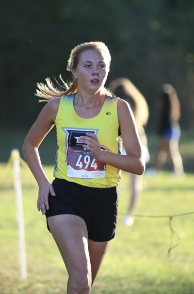 Teams, runners out to reserve spots in AHSAA cross country championships