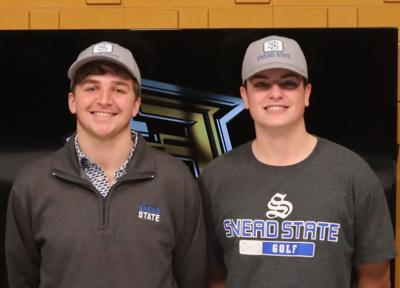 Wildcats Evans, Moses joining forces at Snead State