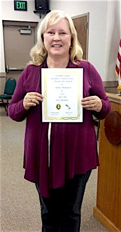 Ider Homemakers elect key member, invite community to join