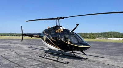 Sheriff's Office adds new helicopter to fleet