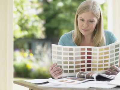 How we choose a color that matches our personality