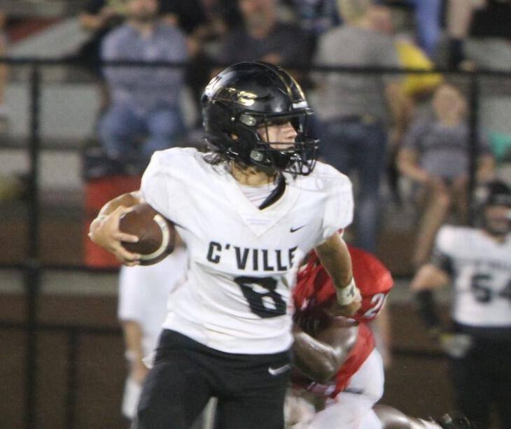 Collinsville races to early lead, defeats Crossville for 2nd win