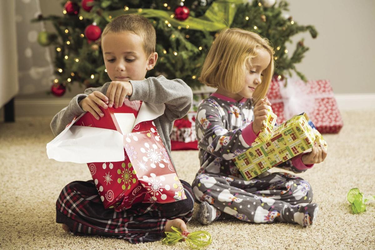 Choose to give joy this Christmas