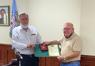 Fort Payne approves election results | Chesser presents annual Mayor's Day of Recognition award