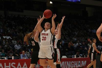 Collinsville girls oust G.W. Long, advance to 2A final