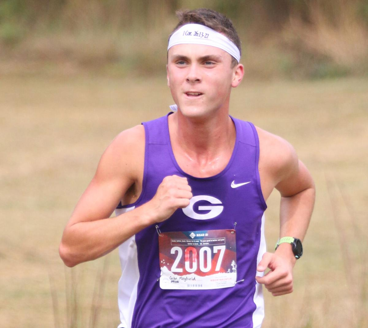 Geraldine's Mayfield commits to running with Lee University