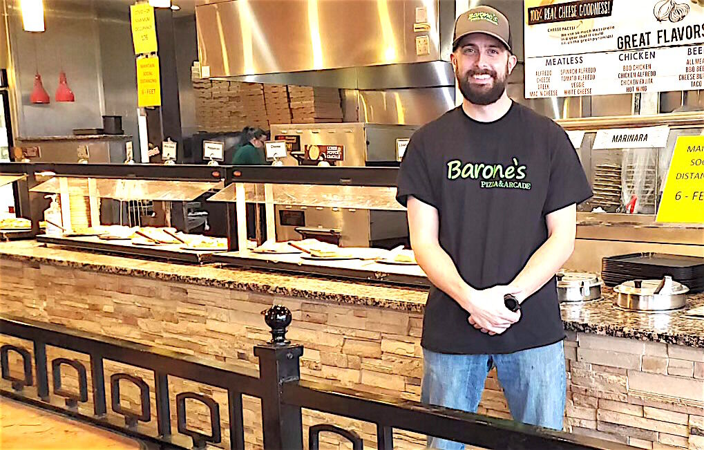 Slice of new beginning at local pizzeria