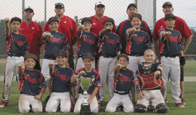 NABA U-10 team wins two-straight tournaments