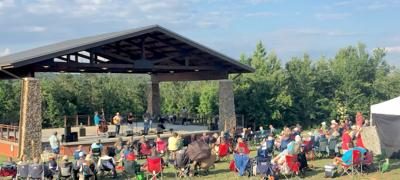 Bluegrass on the Rim returns to Canyon Center