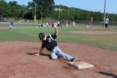 Fort Payne hosts summer youth baseball camp