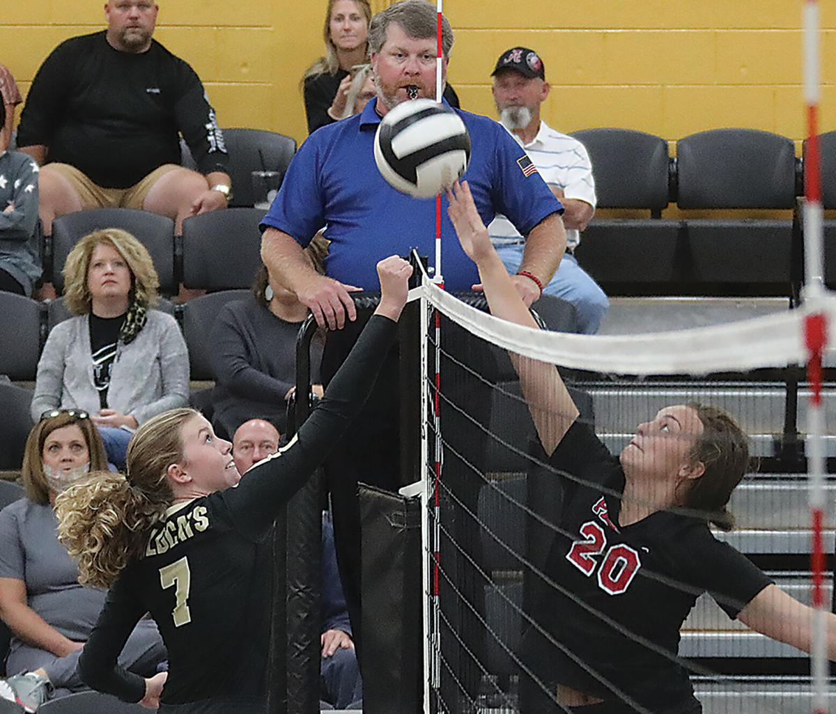 Fort Payne sweeps Pisgah on home court