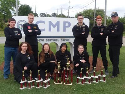 Wildcats' 3-PAR shooting team wins league title, caps off best season to date