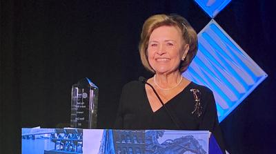 Deborah Ragsdale of Polymer Industries named IAPD President
