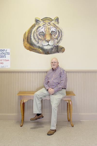 Valley Head principal retires