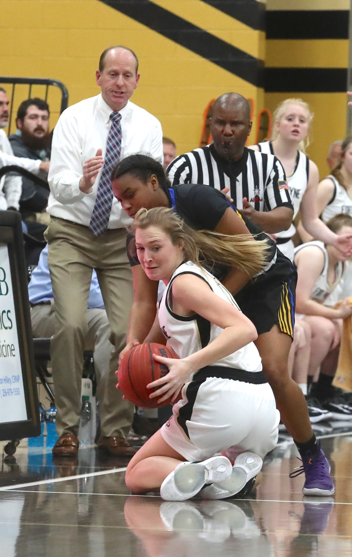 Fort Payne girls hold off Mae Jemison, advance to regional