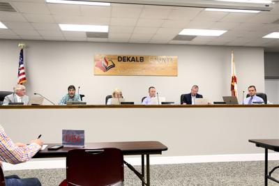 County BOE approves campus updates
