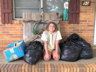 Rainsville Girl Scout seeks donations