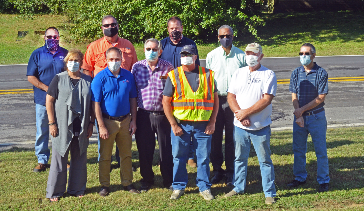 Fort Payne utilities working closely together