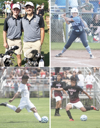 6 local athletes selected for North All-Star teams