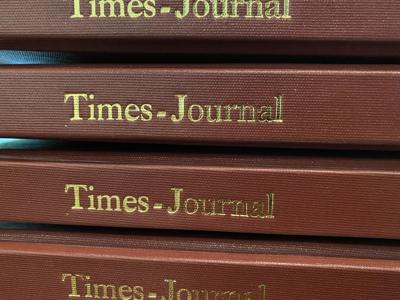 Times-Journal wins 20 awards in statewide APA contest