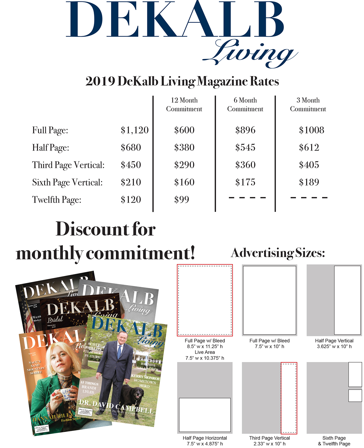 TJ DeKalb Living 2019