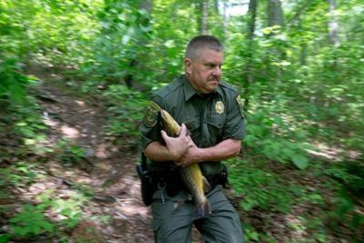 Top Virginia conservation officer: 'It wasn't just for me'