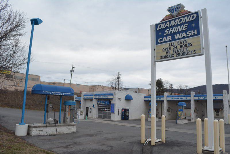 Diamond shine car washes close local news times for Queen city motors cumberland