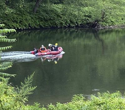 Vehicle found in Potomac River near Cumberland
