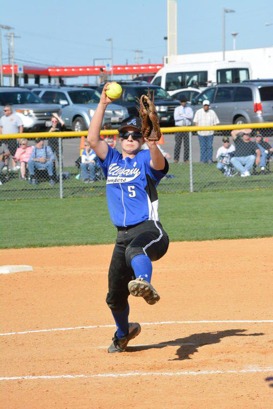 Shanel Stott voted softball Player of Year | Local Sports