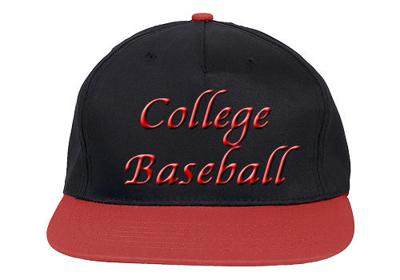 Baseball Hat College