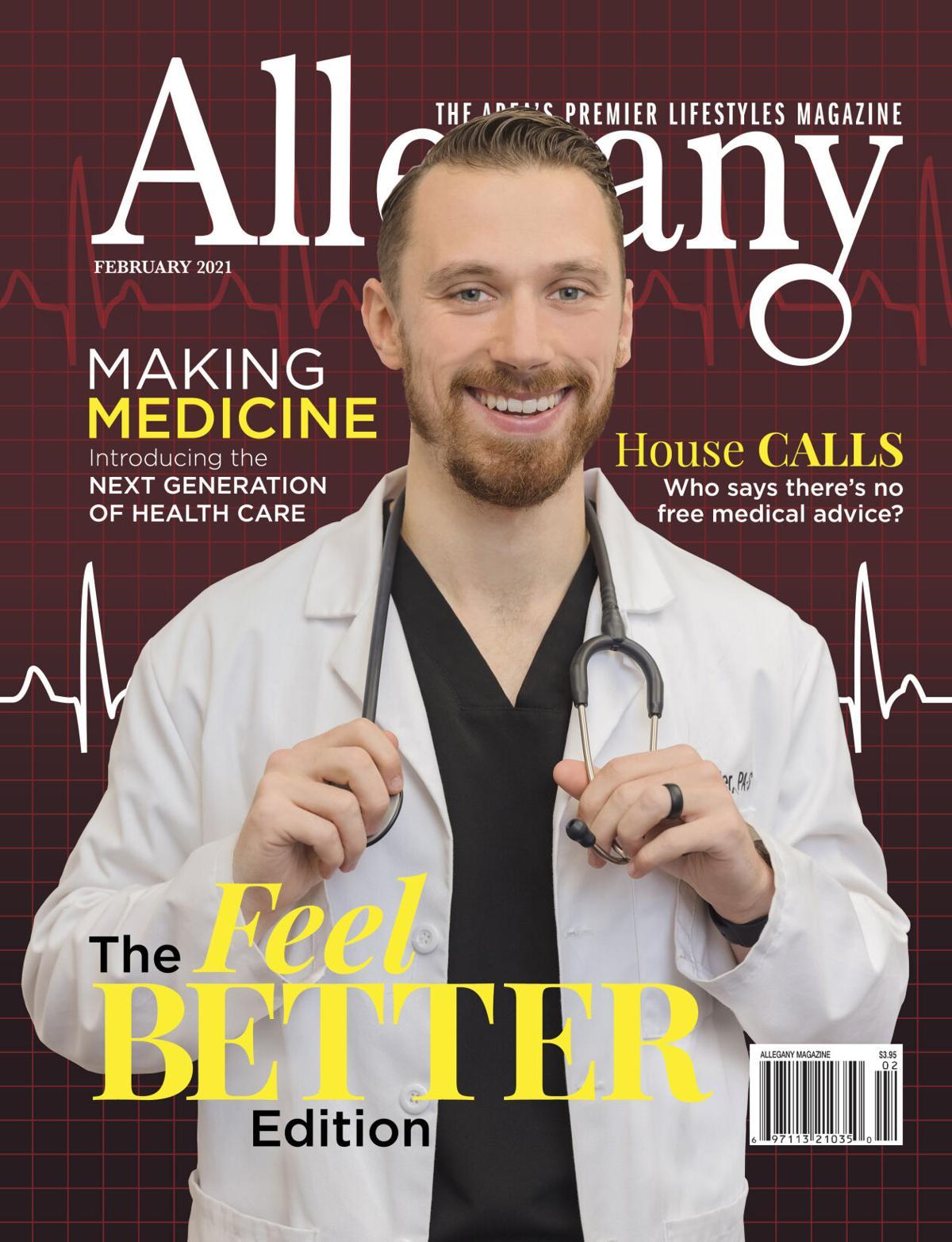 Allegany Magazine February 2021