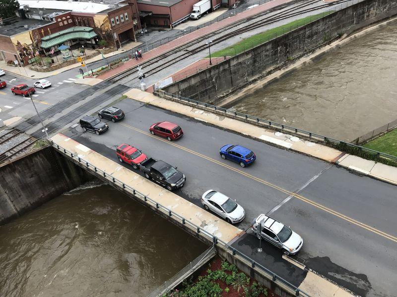 Baltimore Street bridge