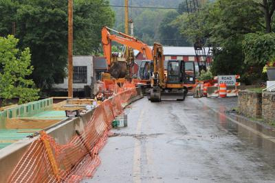 Route 36 bridge project at Mount Savage hits snag