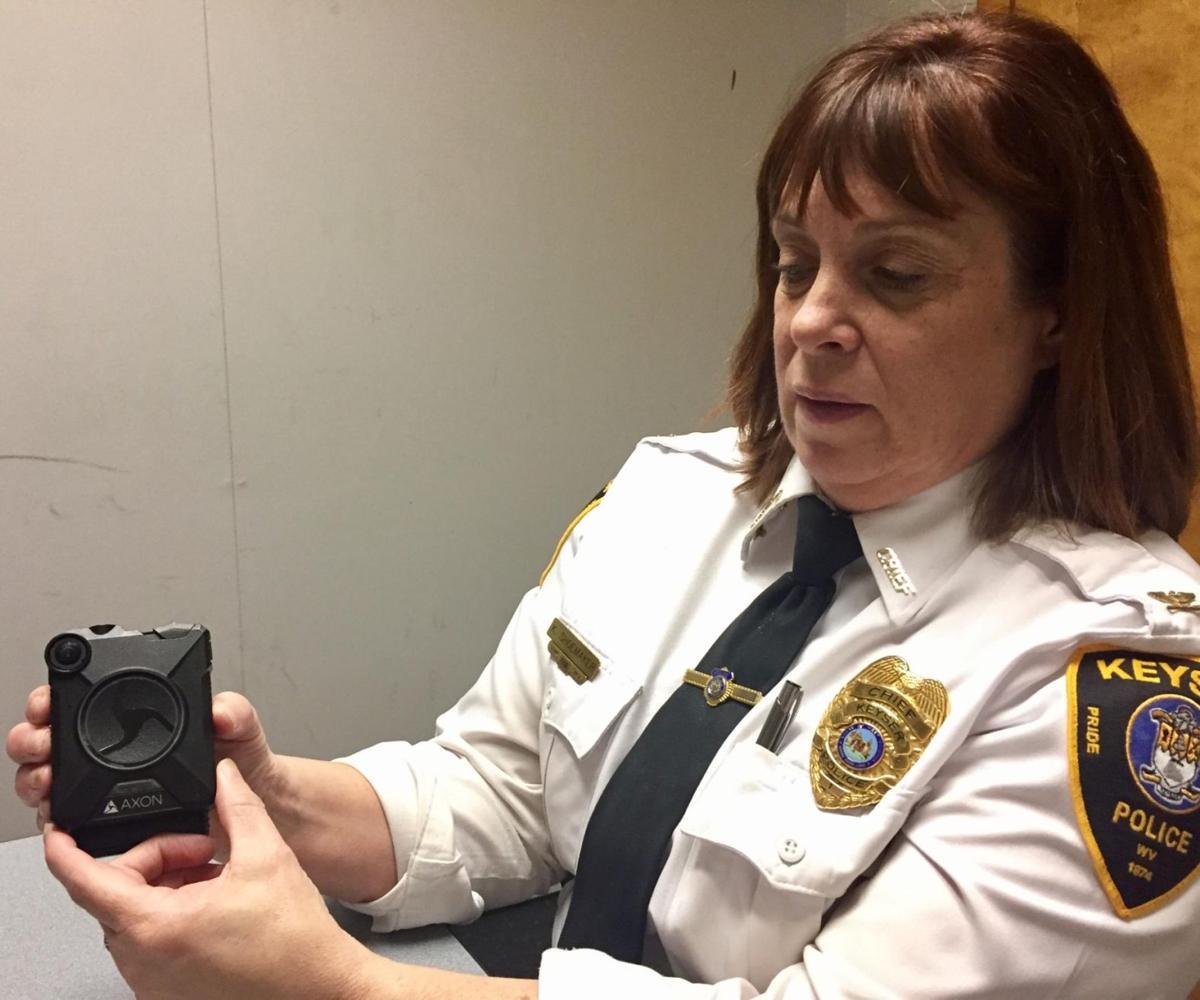 Chief Karen Shoemaker 2/23/17