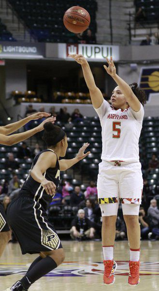 Terps win 3rd straight Big Ten title