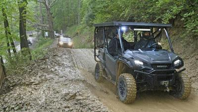 ATV riders swarm back to trails after two-month closure