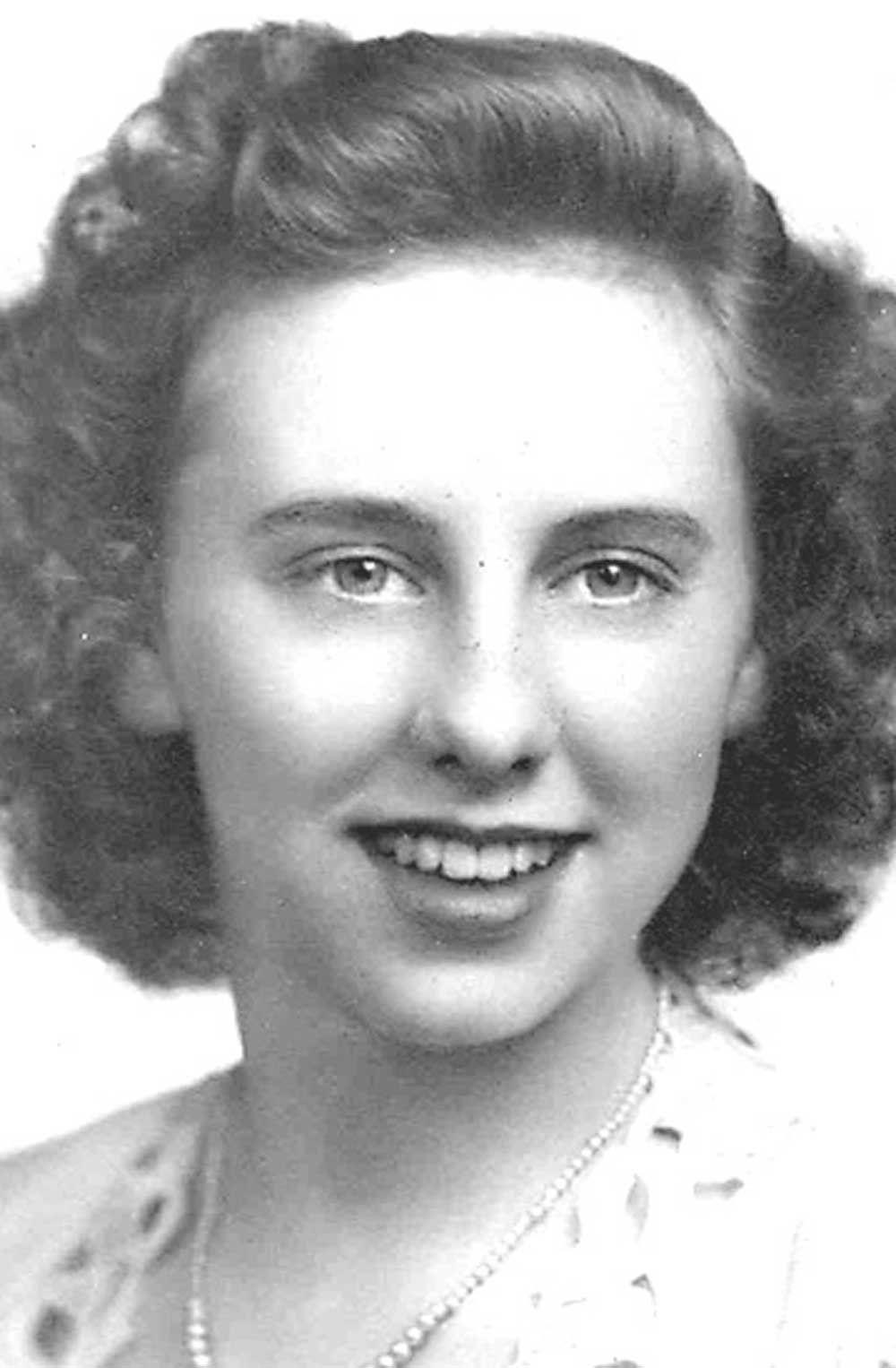 Mary Evelyn Brady