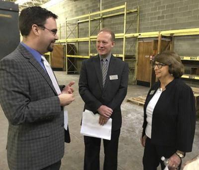 Allegany County, ACM open business development space