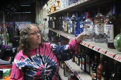 Local liquor stores experience spike in sales