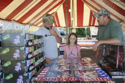 Officials encourage attending public fireworks displays