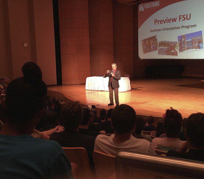 Preview FSU teaches freshmen about college life