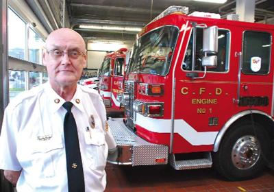 Cumberland fire marshal ending 40-year career | | times-news com