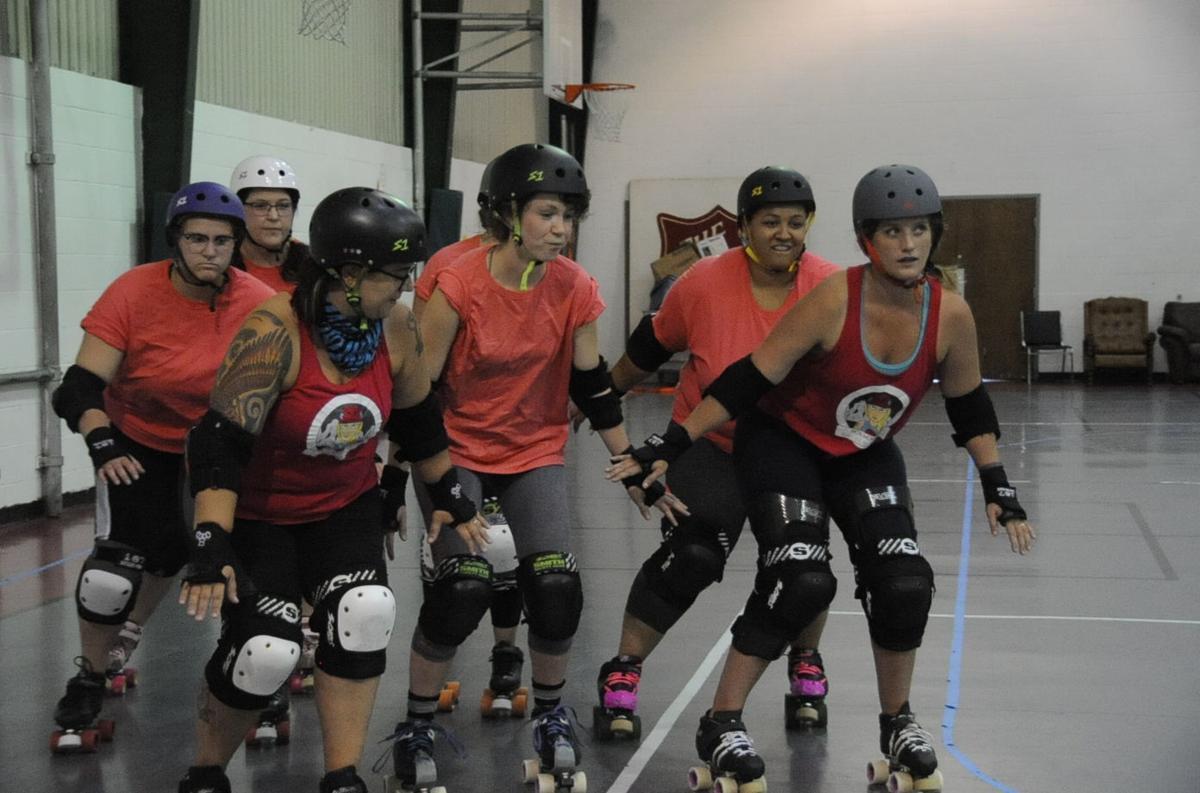 Iron Mountain Roller Girls