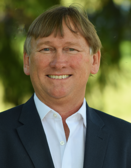 Eastern West Virginia Community & Technical College President Tom Striplin