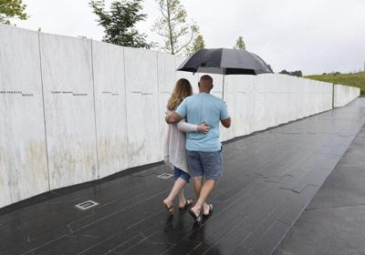 Trump and Biden, but no crowds, for 9/11 ceremony at Shanksville