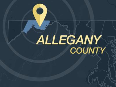 Allegany County locator