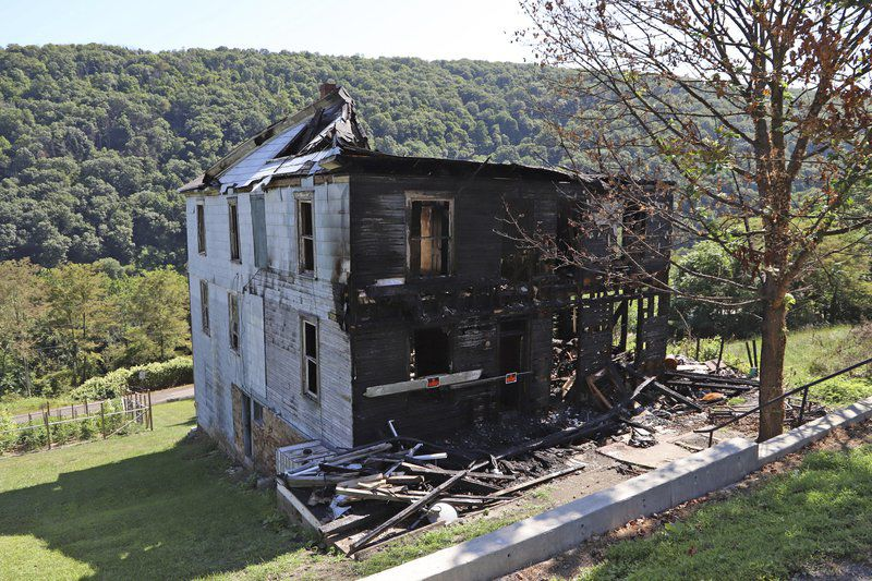 Series of arson incidents reported in tri-towns area, residents cautioned to 'be very vigilant'