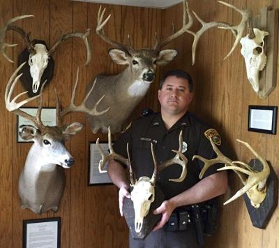 Big fines, jail time for poaching of Pendleton County trophy buck