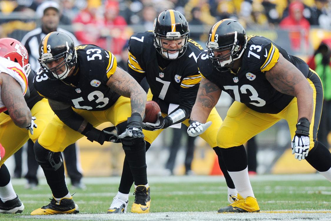 Steelers line under microscope against Ravens